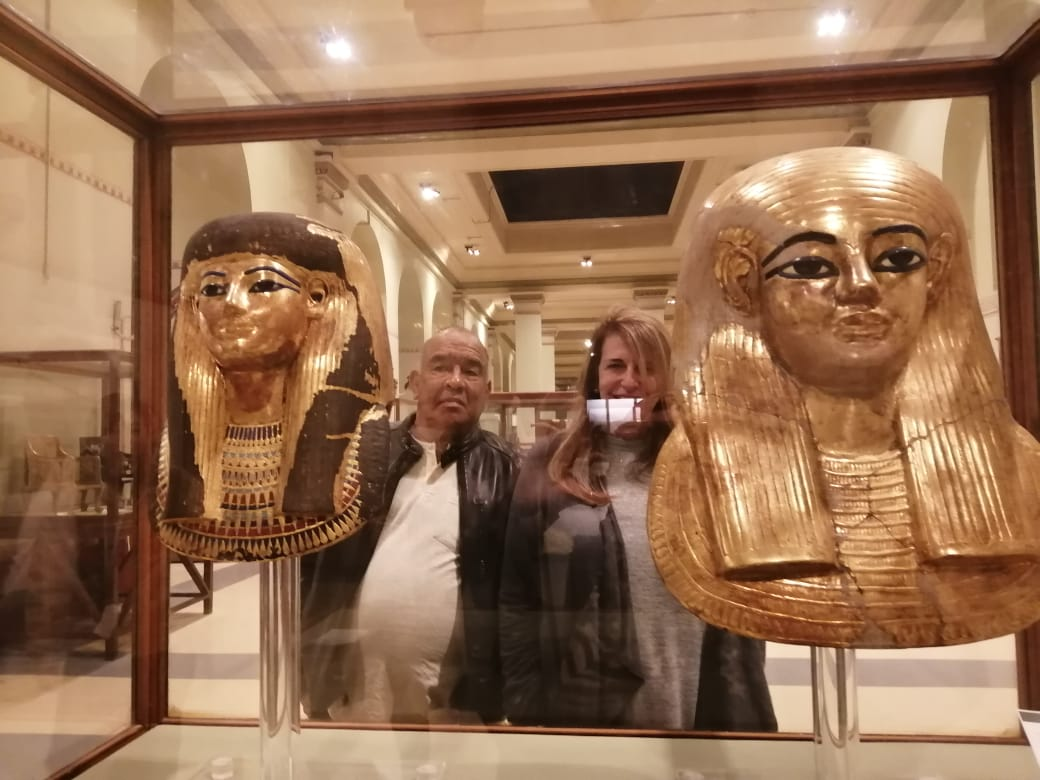 8-Hour Day Tour: Giza Pyramids and Egyptian Museum 6