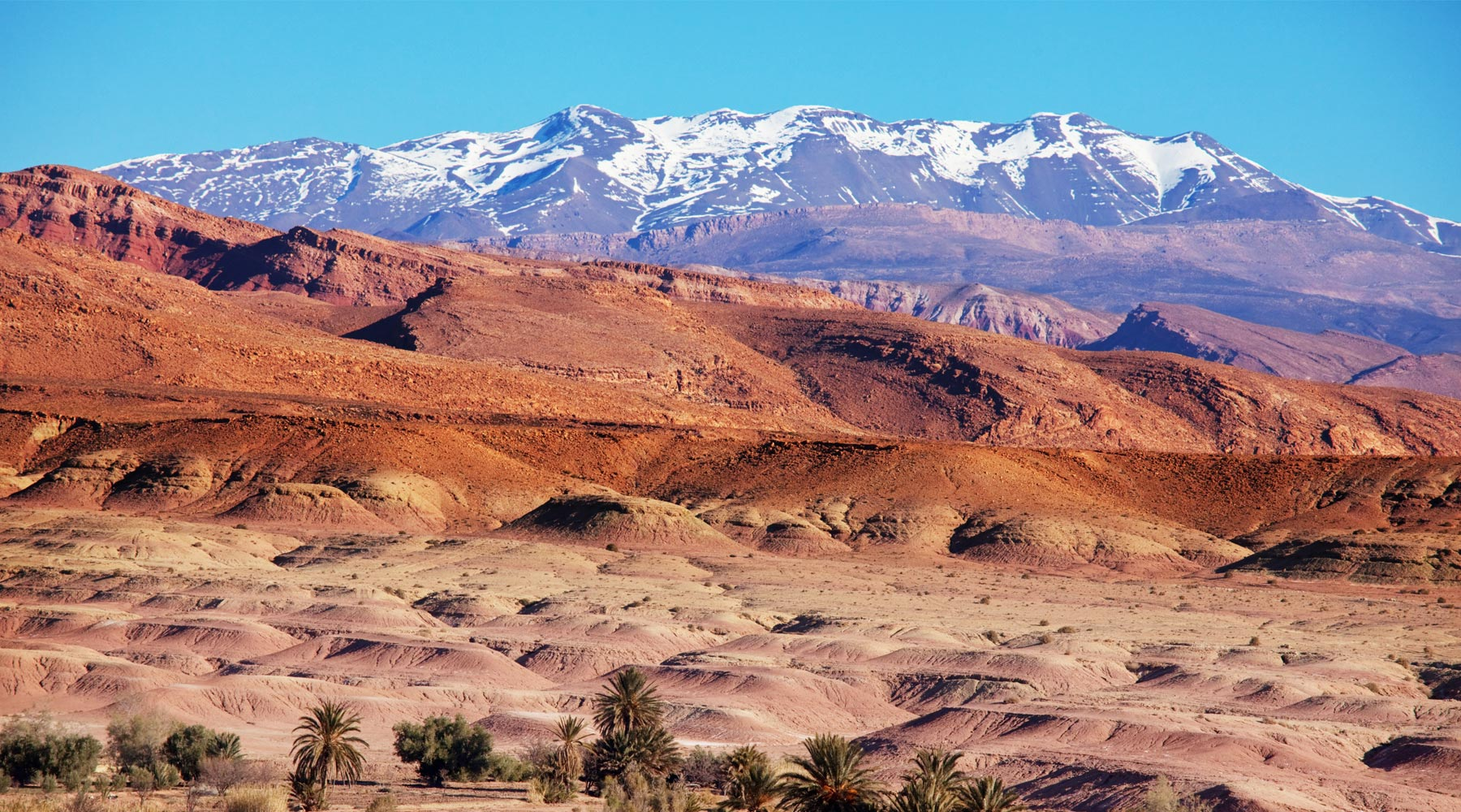 Atlas Mountains – Stunning Mountain Range in Morocco