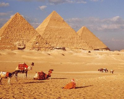 Cairo Tour From Hurghada By Bus