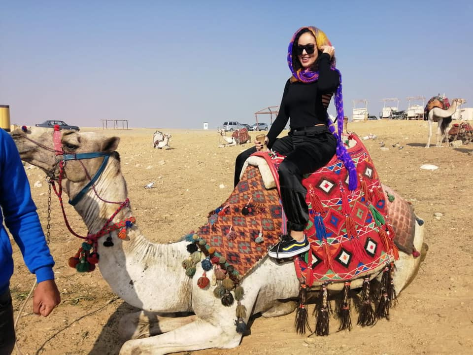 Full-Day Tour Pyramids of Giza ,Sphinx ,Memphis and Saqqara from Cairo 4