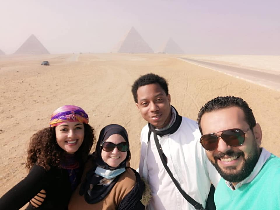 Full-Day Tour Pyramids of Giza ,Sphinx ,Memphis and Saqqara from Cairo 8