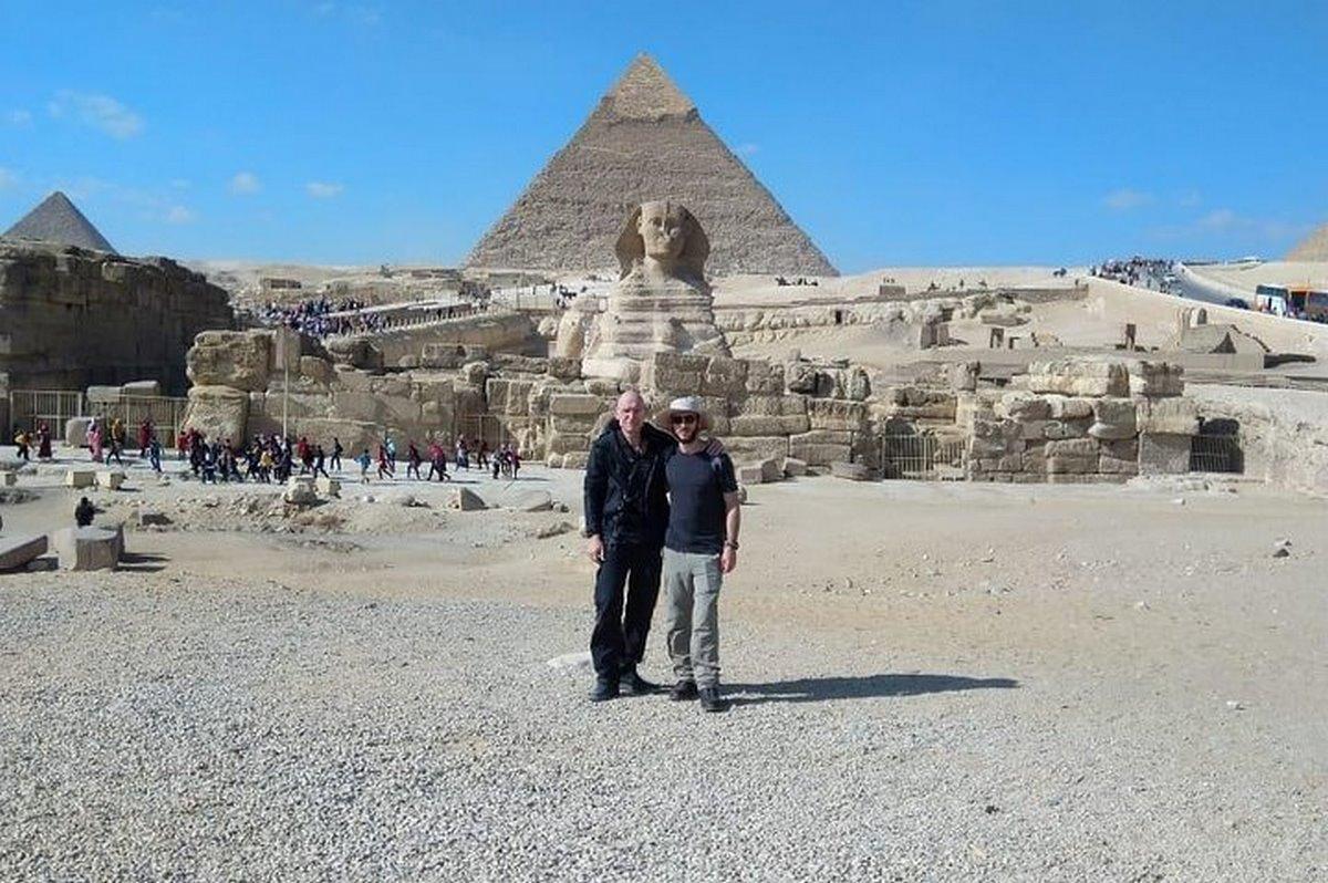 8 Days 7 Nights Pyramids and Nile Cruise