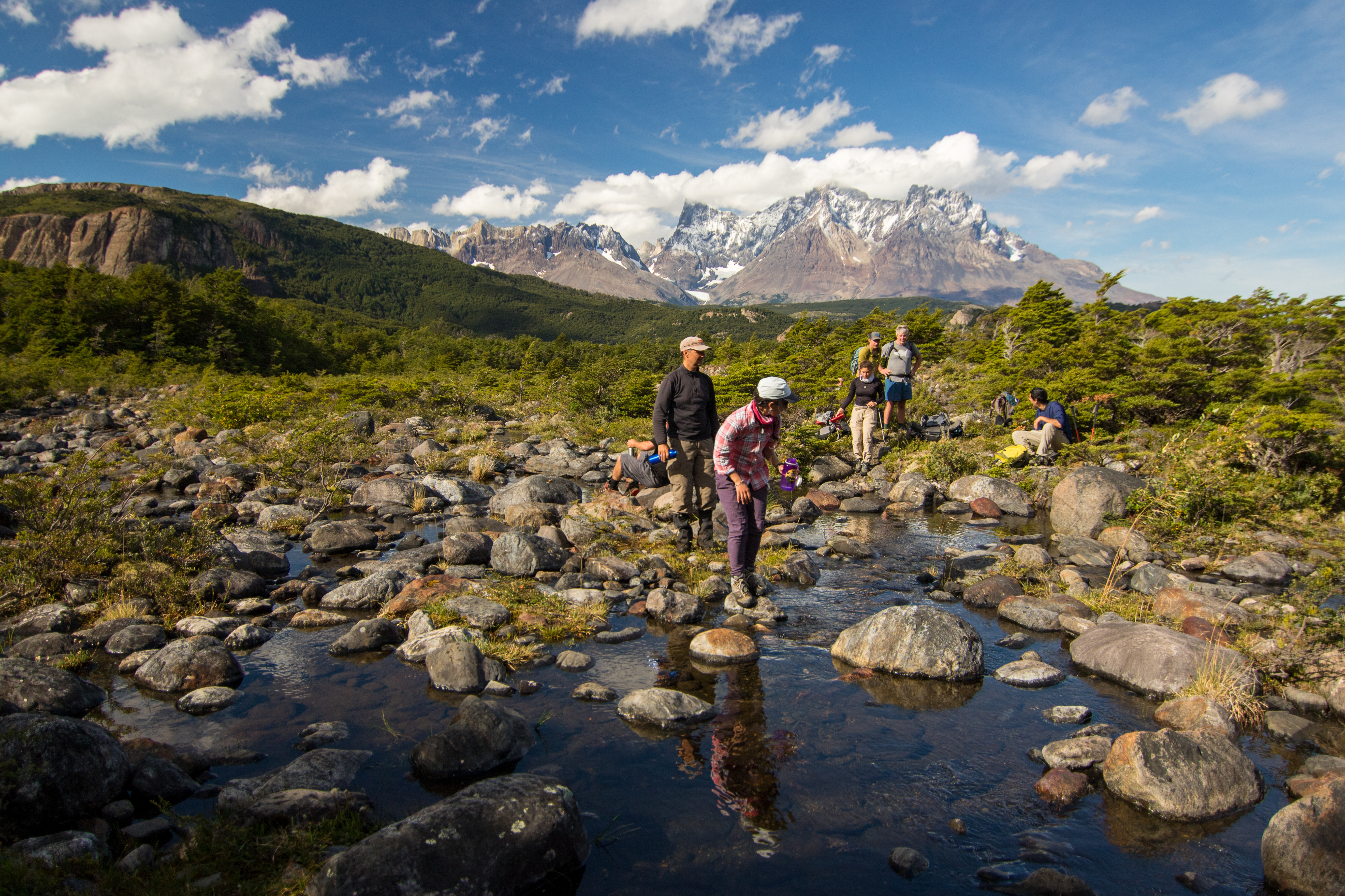#Torres del Paine
