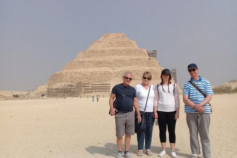 Giza Pyramids Museum Alexandria and Cairo City Tour 1