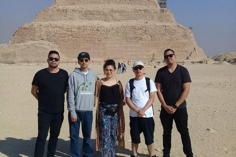 Giza Pyramids Museum Alexandria and Cairo City Tour 2