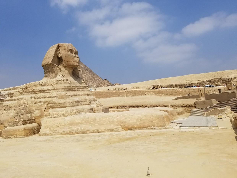 Giza Pyramids Museum Alexandria and Cairo City Tour 5