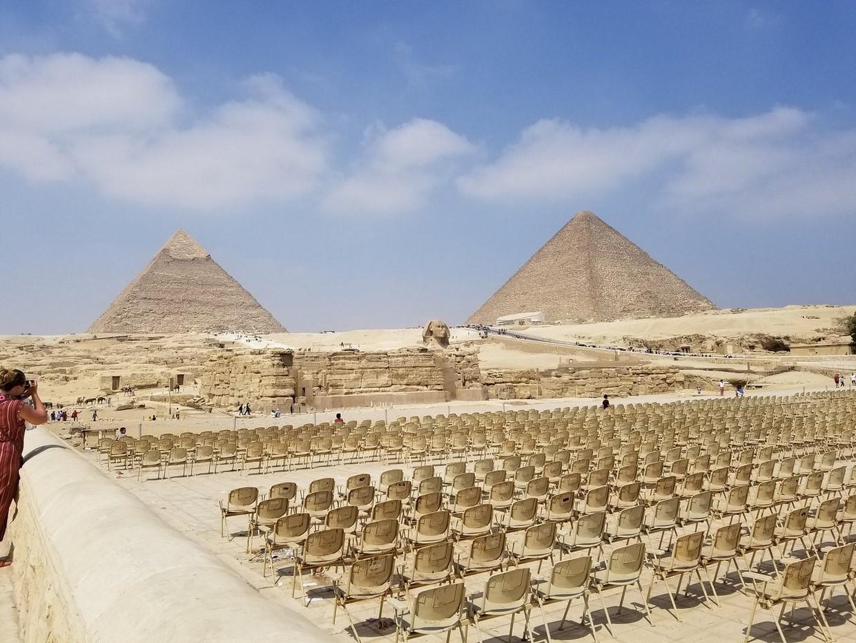 Giza Pyramids Museum Alexandria and Cairo City Tour 6