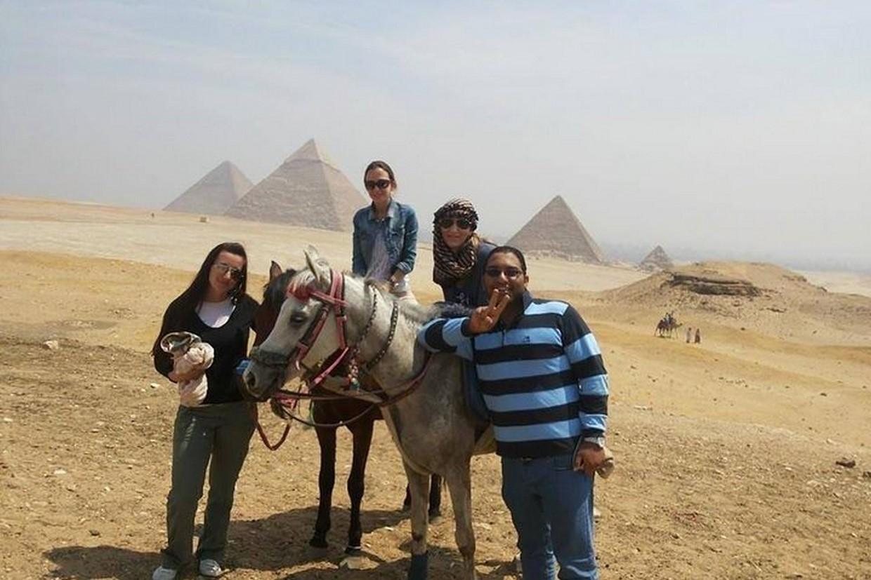 Giza Pyramids Museum Alexandria and Cairo City Tour 7