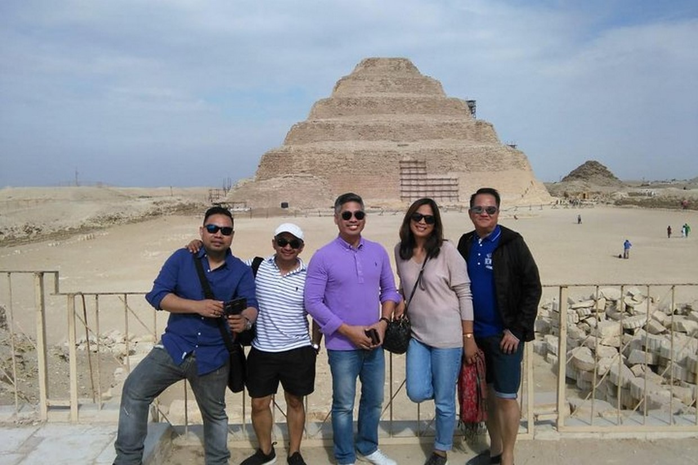 3 Days Private Cairo Tour and Giza Pyramids 3