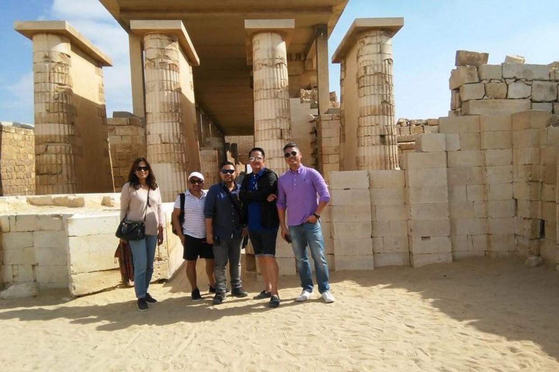 3 Days Private Cairo Tour and Giza Pyramids 4