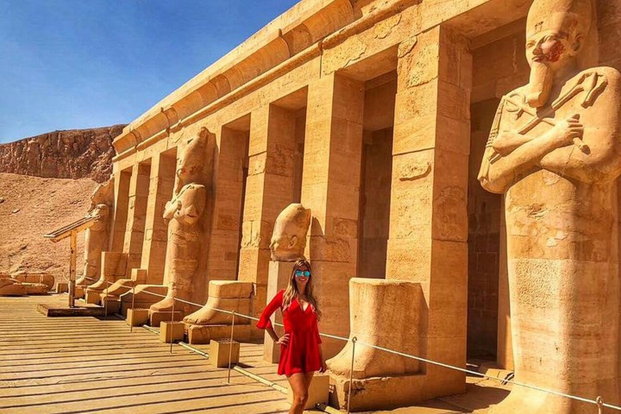 Guided Trip to Luxor East and West Banks with Dendera Temple 5
