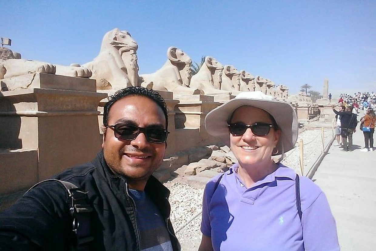 Cairo, Aswan, Nile Cruise tour with Domestic Flight 5