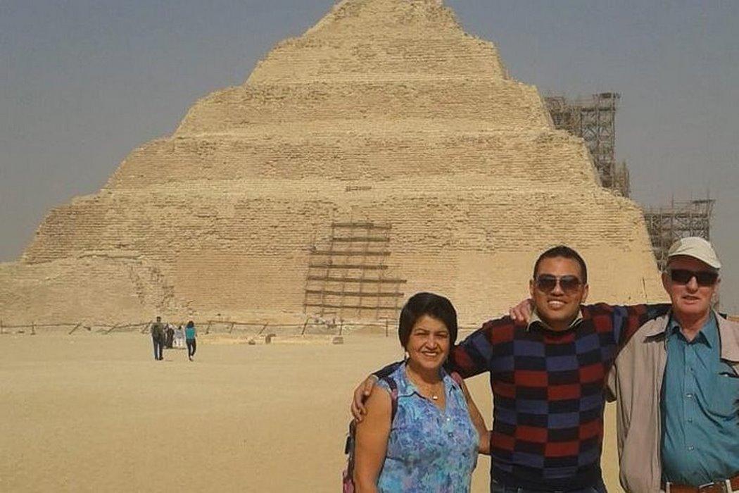 5 days tour Giza pyramids & Alexandria