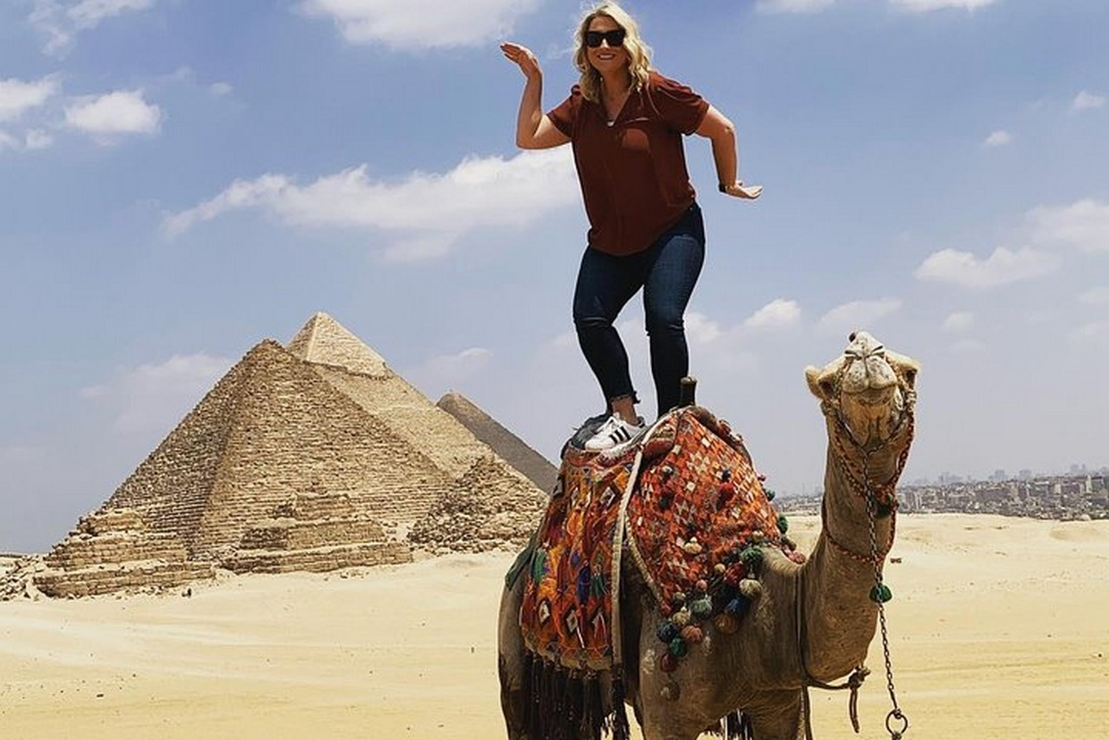 Guided Giza Pyramids Tour with Dinner Cruise and Camel Ride 1