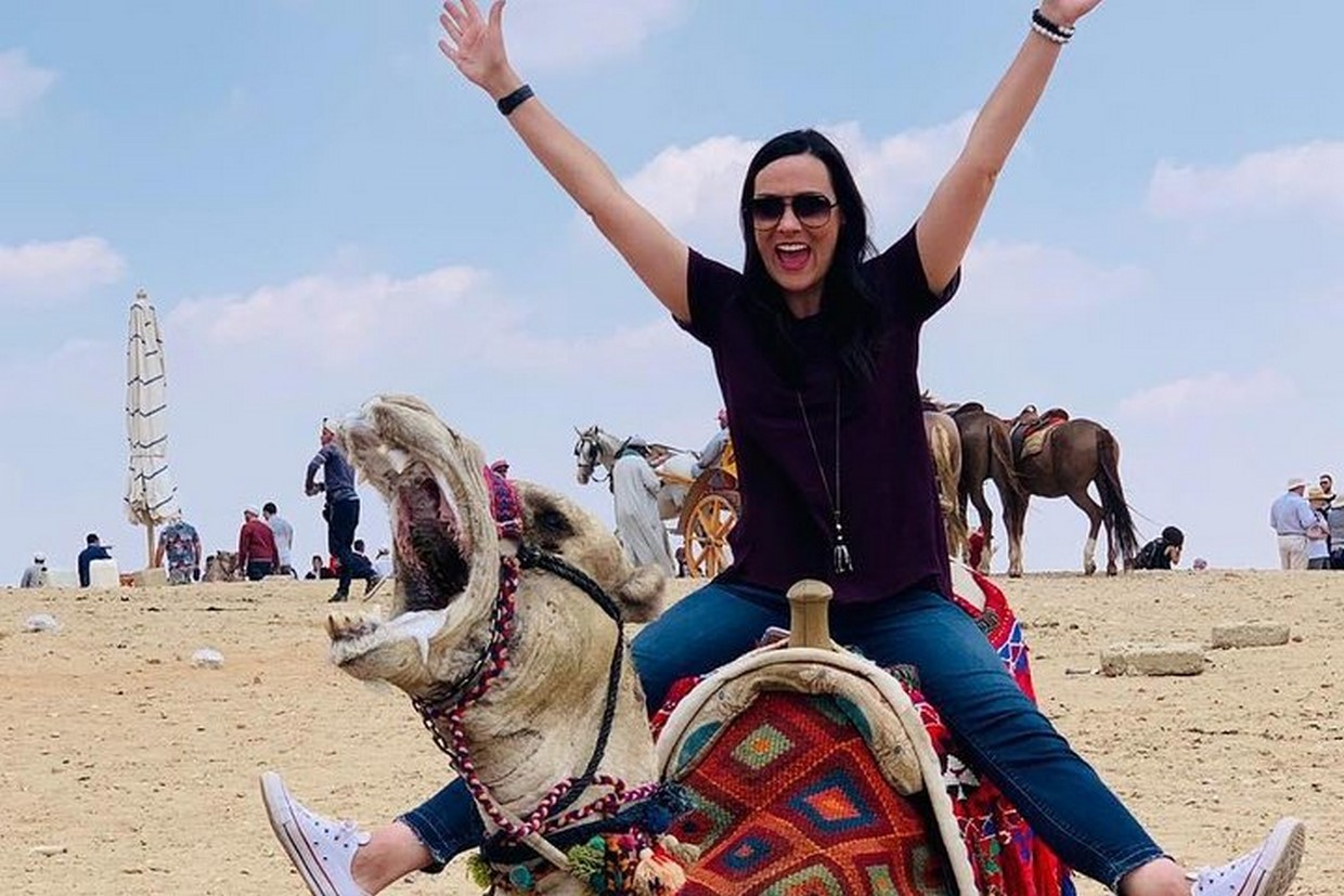 Guided Giza Pyramids Tour with Dinner Cruise and Camel Ride 3