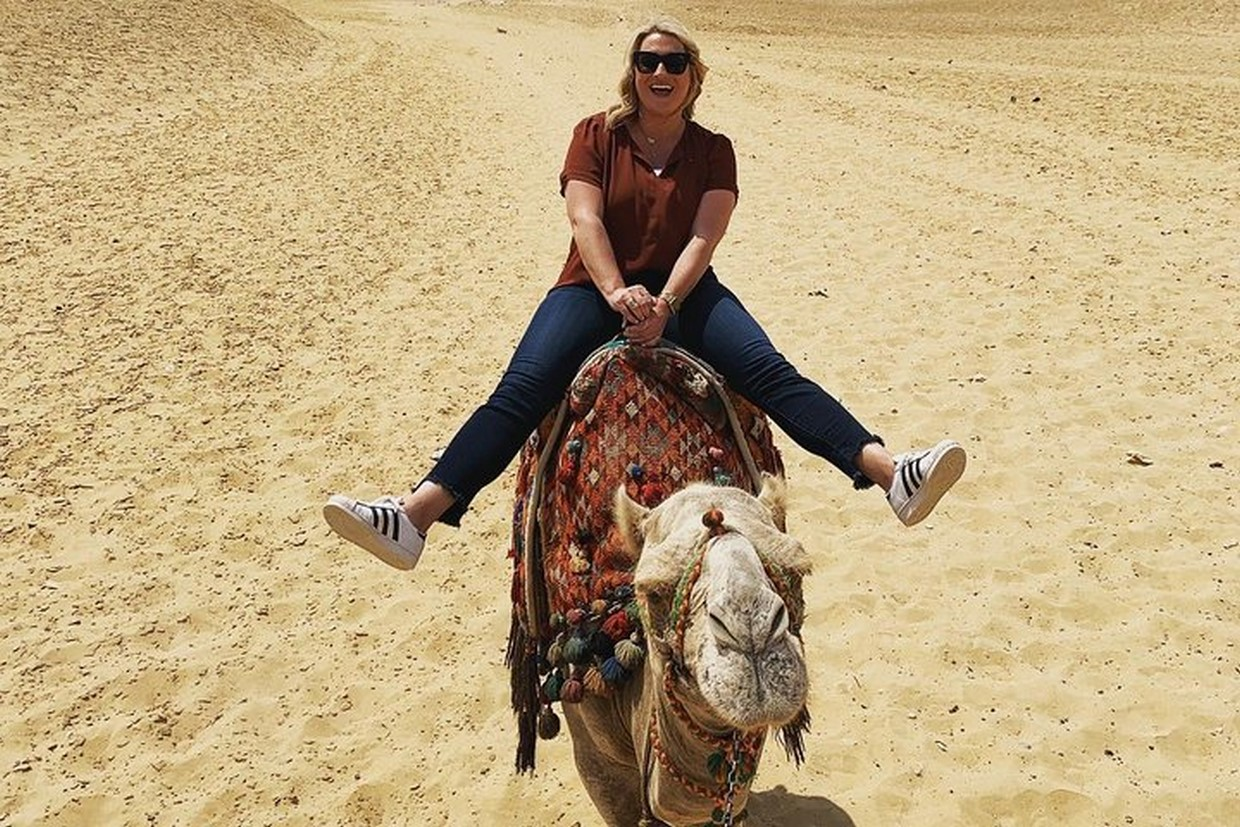 Guided Giza Pyramids Tour with Dinner Cruise and Camel Ride 8