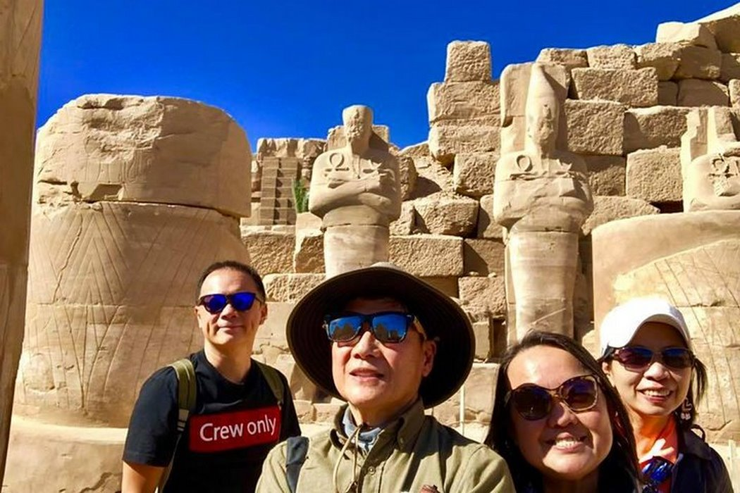 3 Days Touring East and West Luxor