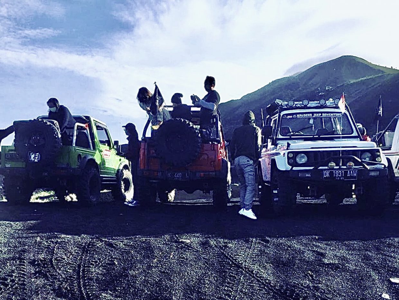 Batur Sunrise Volcano Jeep Tour 6