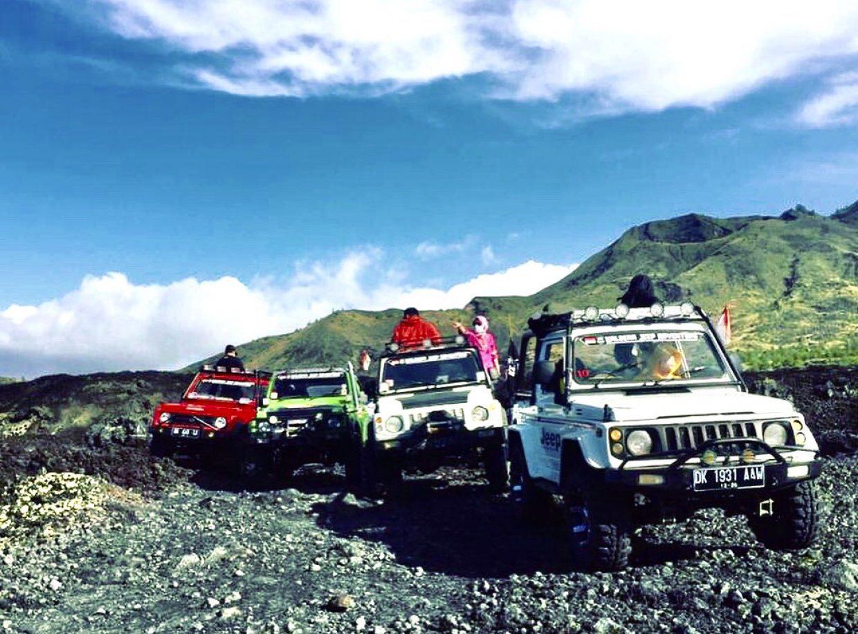 Batur Sunrise Volcano Jeep Tour 3