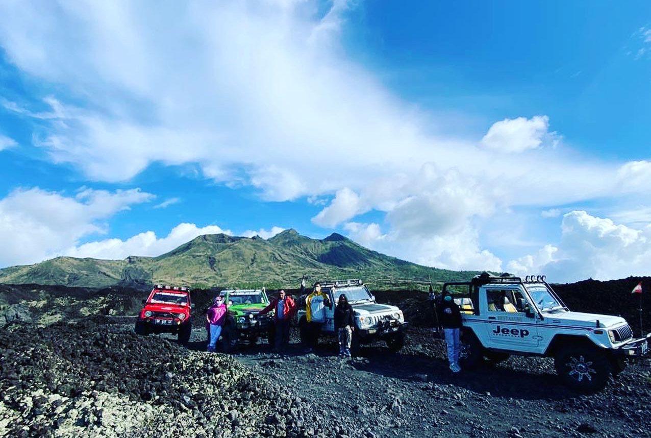 Batur Sunrise Volcano Jeep Tour 2