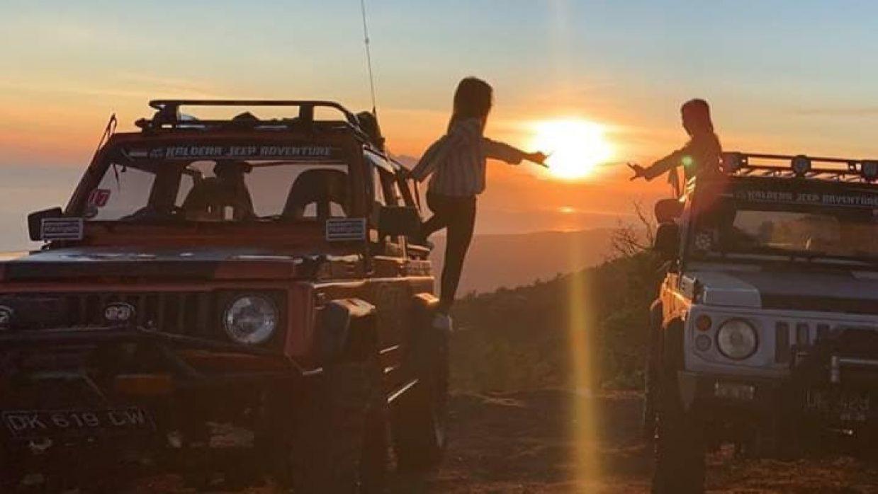 Batur Sunrise Volcano Jeep Tour 1