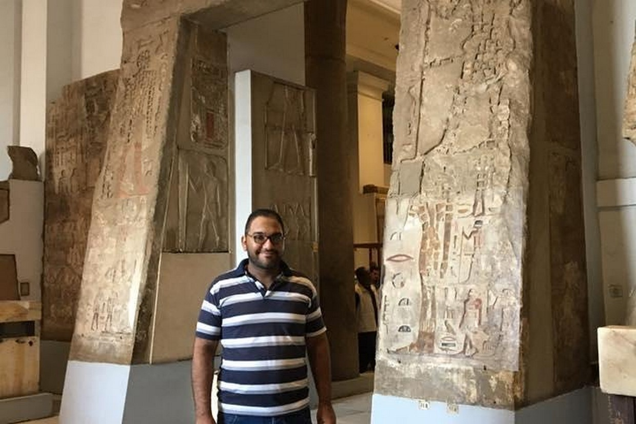 Full Day Giza Pyramids and Egyptian Museum 3