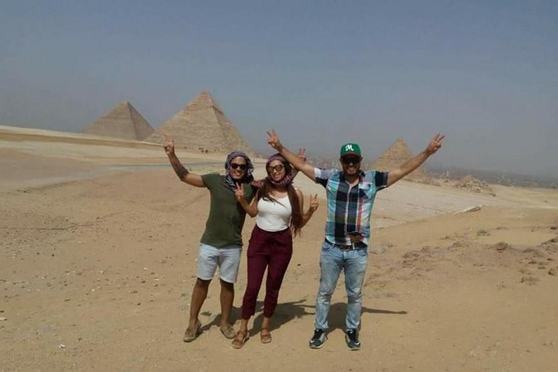 #Pyramids of Giza