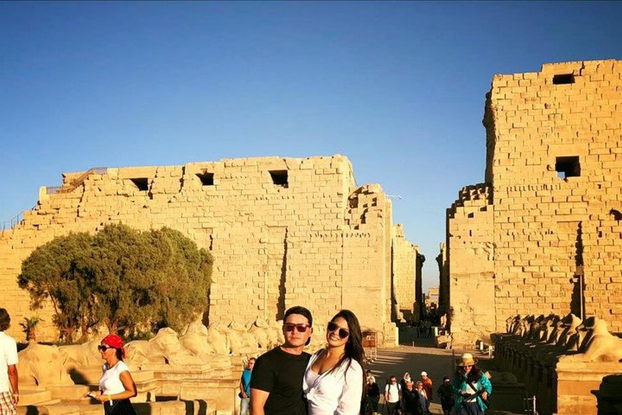 2 days East and West Banks Luxor Tour 4