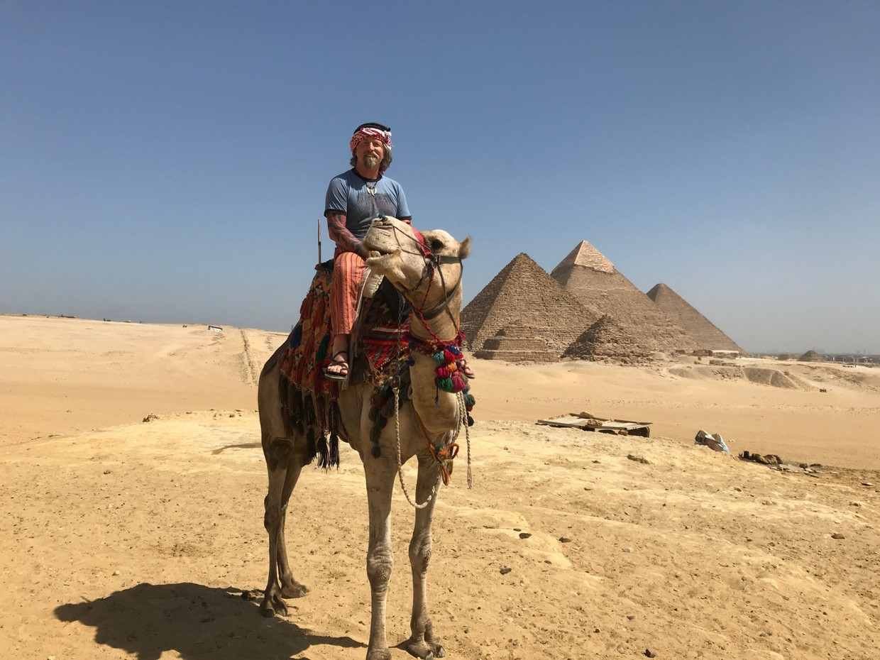 Half Day Tour to Pyramids of Giza and the Sphinx from Cairo 7