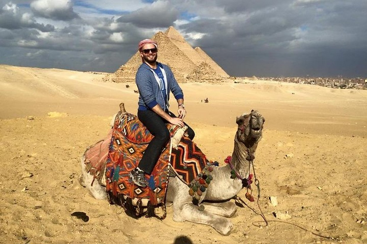 Half Day Tour to Pyramids of Giza and the Sphinx from Cairo 1