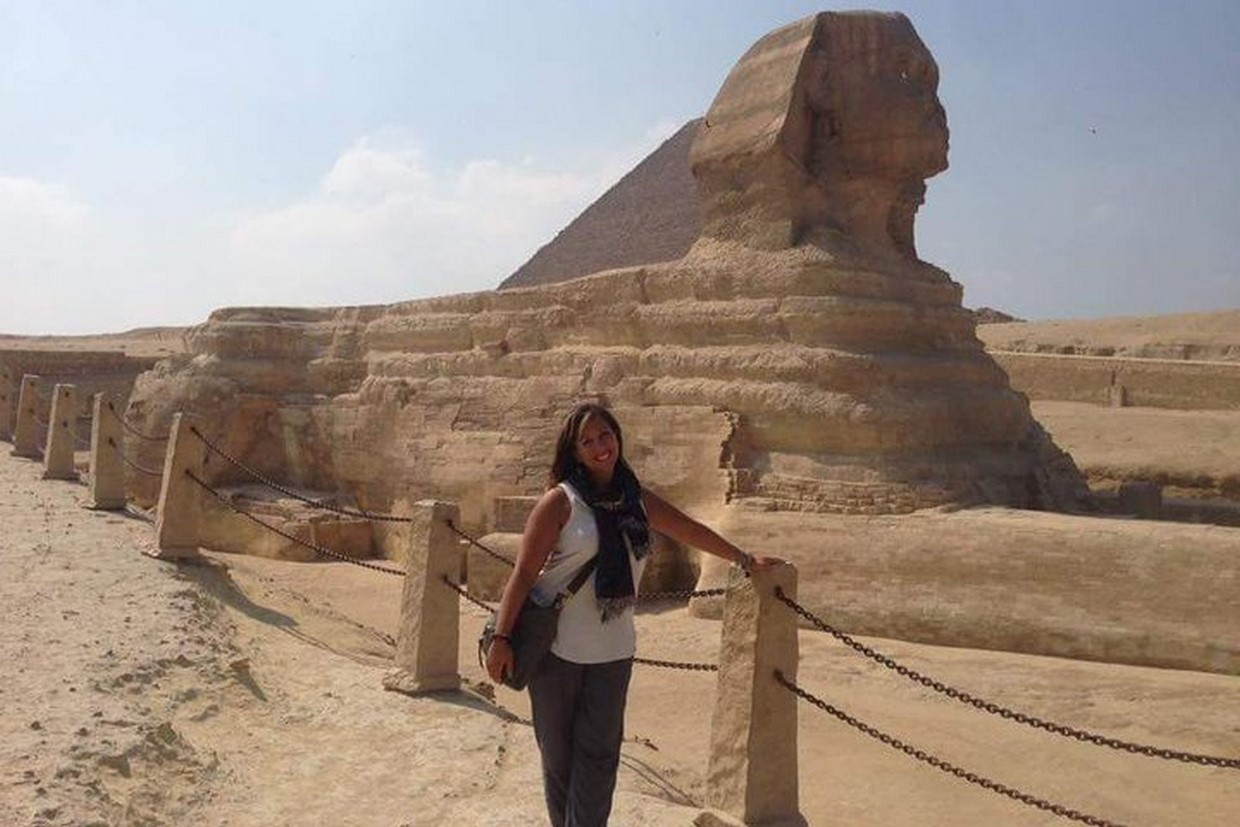 Half Day Tour to Pyramids of Giza and the Sphinx from Cairo 4