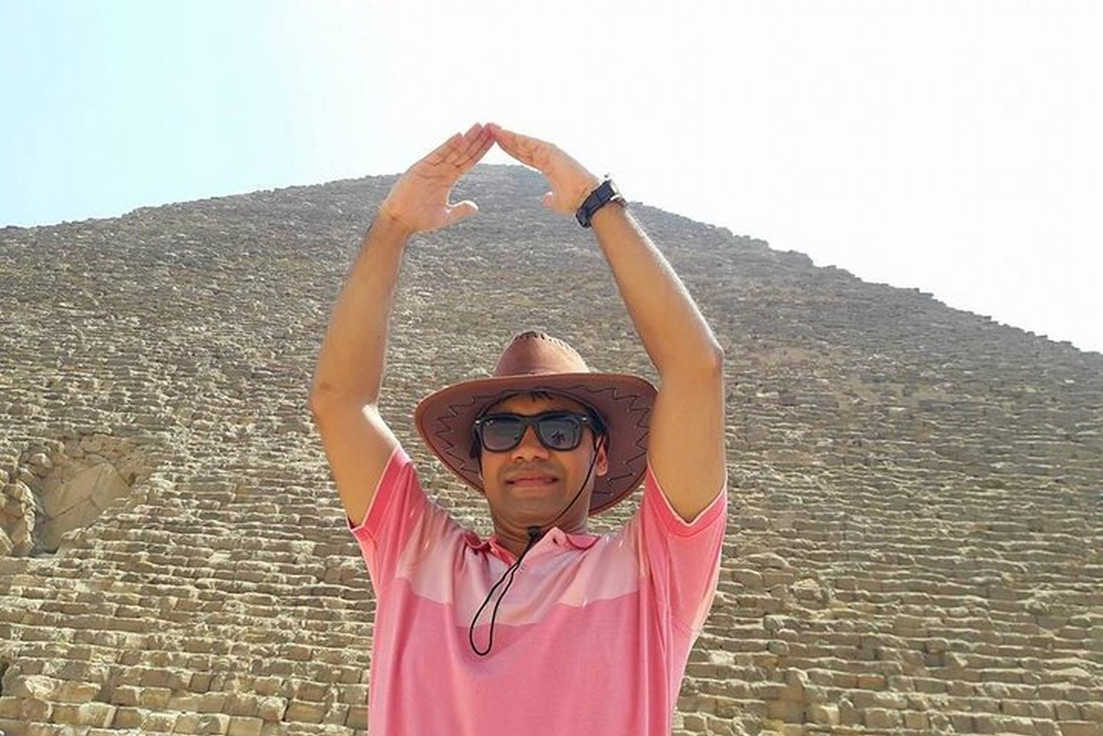 Half Day Tour to Pyramids of Giza and the Sphinx from Cairo 3