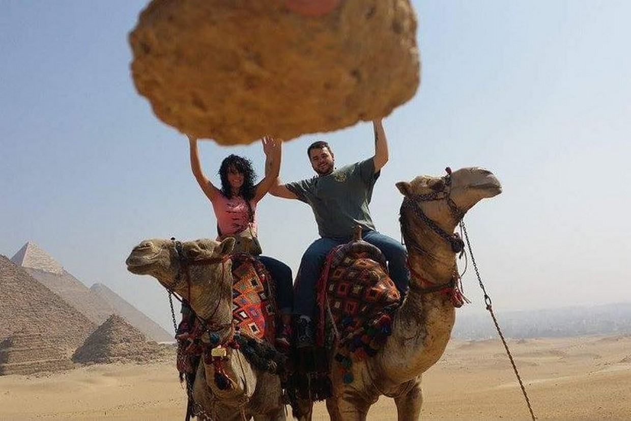 Half Day Tour to Pyramids of Giza and the Sphinx from Cairo 2