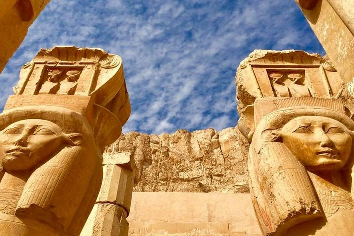 Full Day Luxor Tour from Cairo by Plane 9
