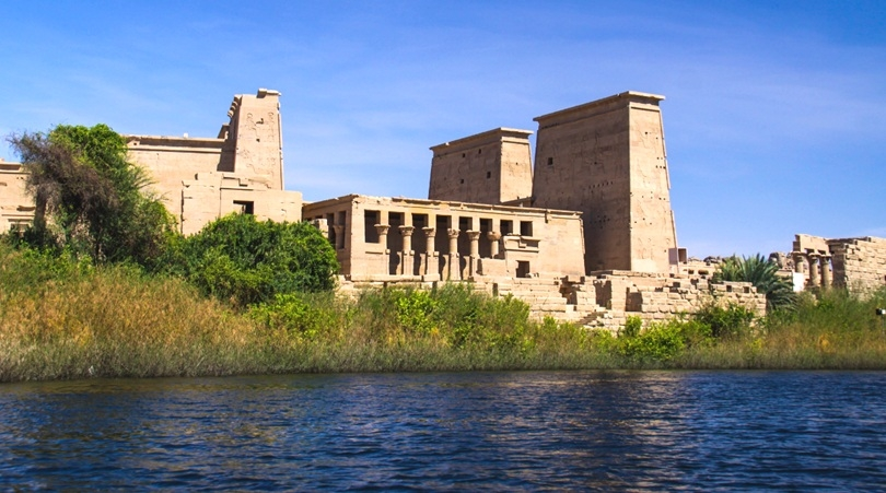 Aswan Dam, Unfinished Obelisk and Philae Temple