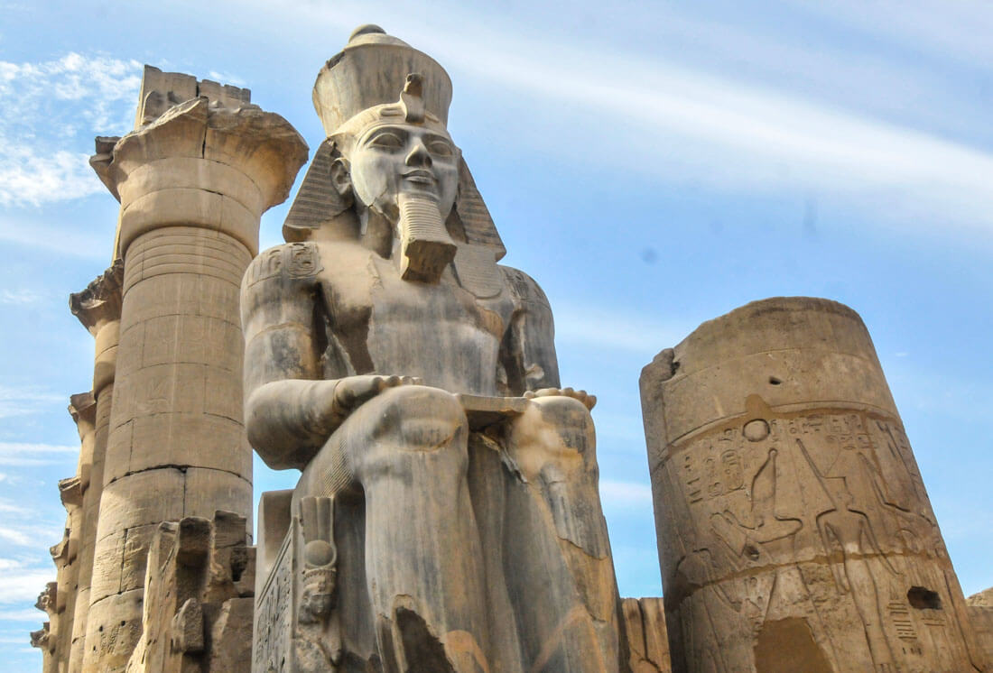 Tours to Karnak and Luxor Temples