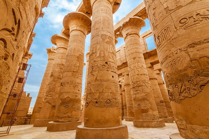 Tours To Karnak and Luxor Temple 1