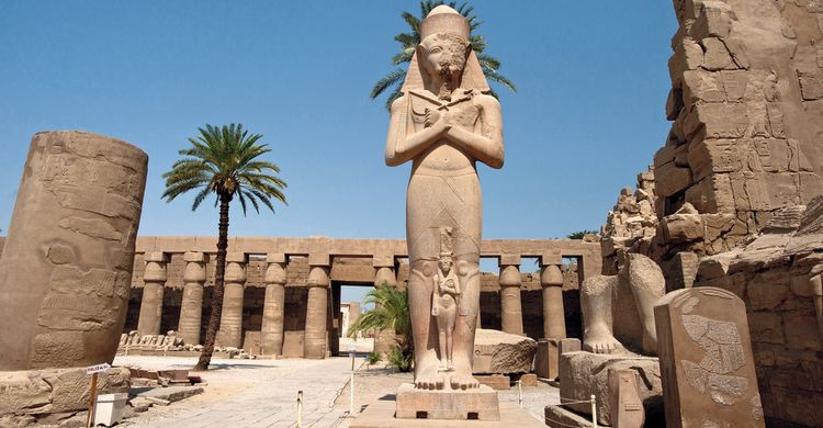 Tours To Karnak and Luxor Temple 2