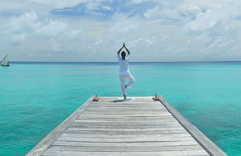 Maldives Tour Package - Yoga Holiday 1