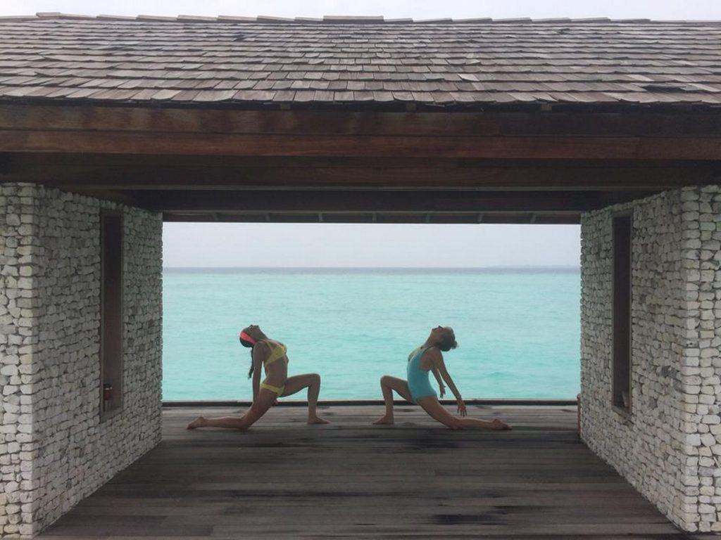 Maldives Yoga Holiday 11