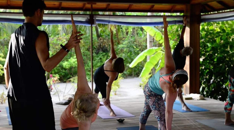 Maldives Yoga Holiday 10