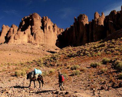 Atlas Mountains - Stunning Mountain Range in Morocco 4