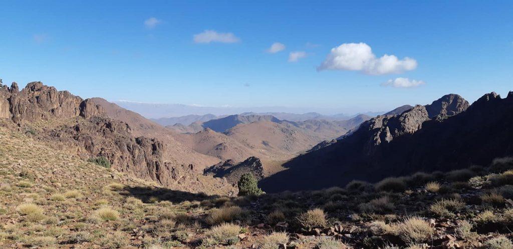 Wonderful Trek in Jbel Saghro Mountains 3