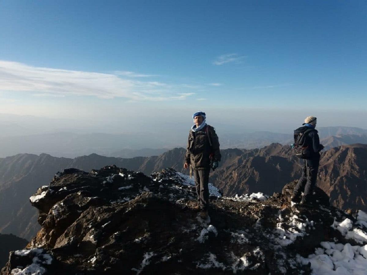 Trek in Mount Toubkal and Beach 3