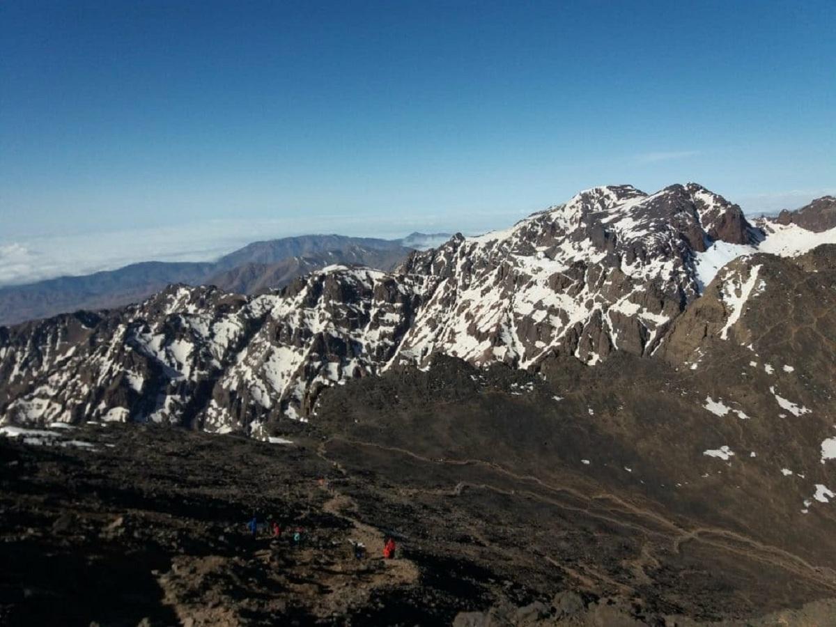 Trek in Mount Toubkal and Beach 4