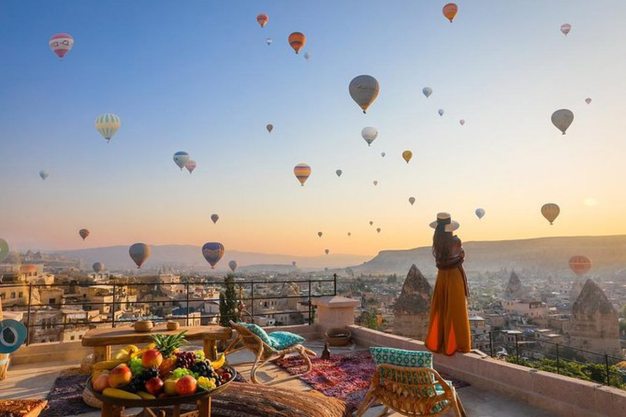 Cappadocia Tour from/to Istanbul - Turkey 2