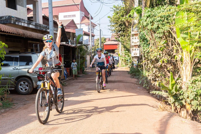 Angkor Cycling Adventure 6