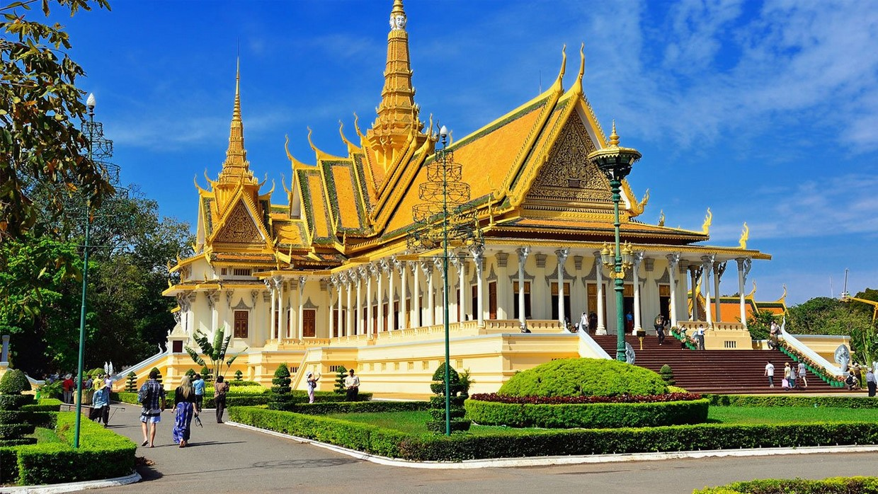 Southern Cambodia Discovery