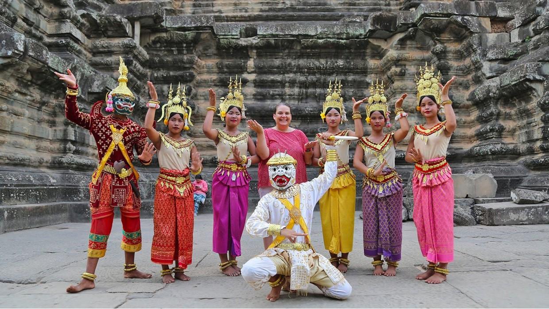 Classic Cambodia Tour 1