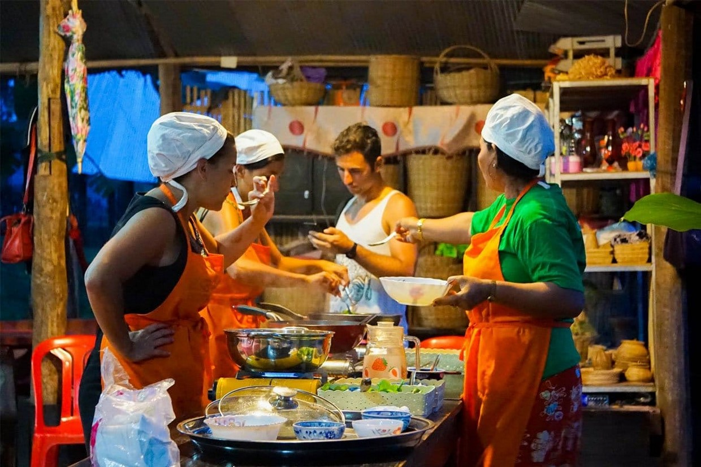 Angkor Bike & Bite - Cambodia Food & Cycling Tour 2